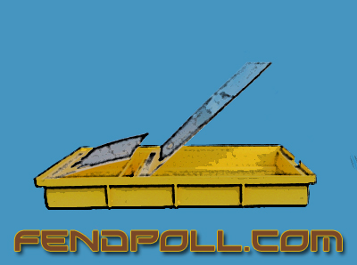 fendpoll bee feeder